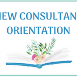 New Consultant Orientation