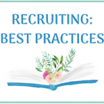 Recruiting: Best Practices
